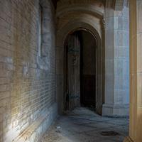Belltower Door